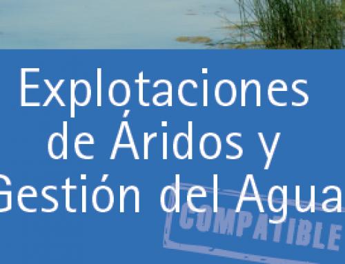 La FdA publica el Folleto Explotaciones de Áridos y Gestión del Agua