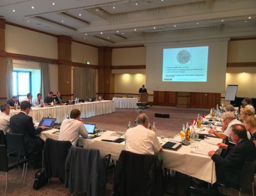 El sector de los áridos en Europa celebra su Asamblea General en Berlín