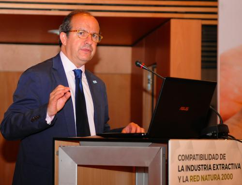 El director general de medio Ambiente de la Comisión Europea confirma que la industria extractiva es compatible con la red Natura 2000