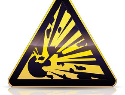 Publicado el Nuevo Reglamento de Explosivos