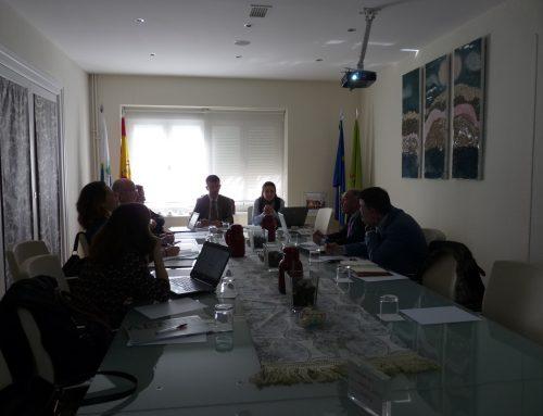 Reunión anual del Panel de Presidentes del Comité de Normalización de Áridos
