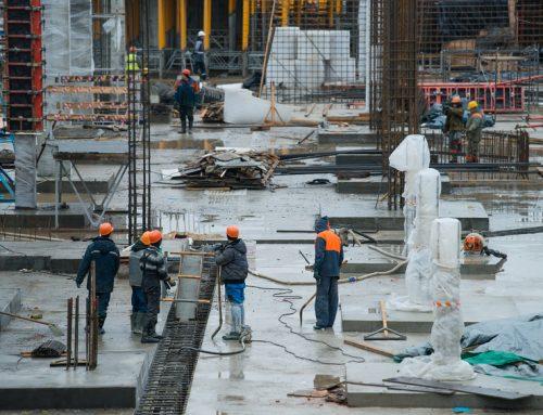 Lenta evolución positiva del mercado de productos de construcción
