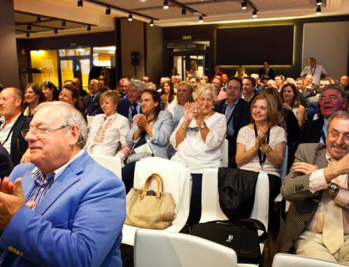 Cerca de 200 personas participan en una brillante Asamblea General de ANEFA