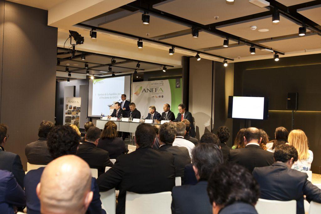 Sede Asamblea General ANEFA 2017