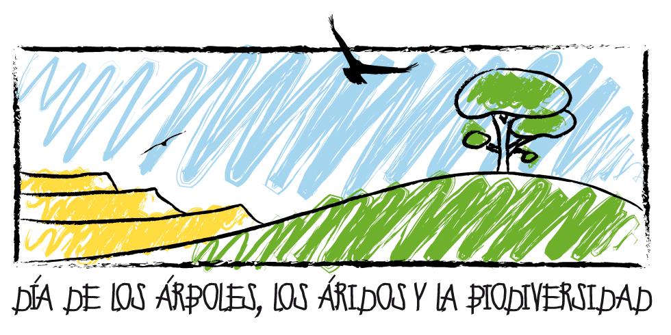 XIII Edición del Día de los Árboles, los Áridos y la Biodiversidad: 26 de marzo de 2020