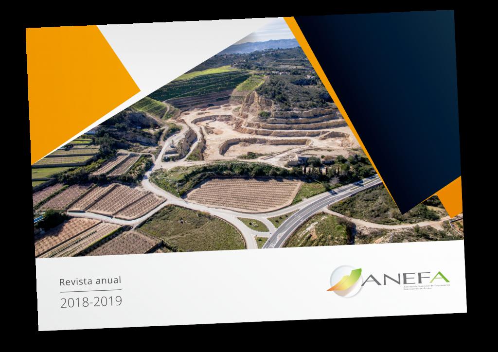 Anuario ANEFA 2018-2019
