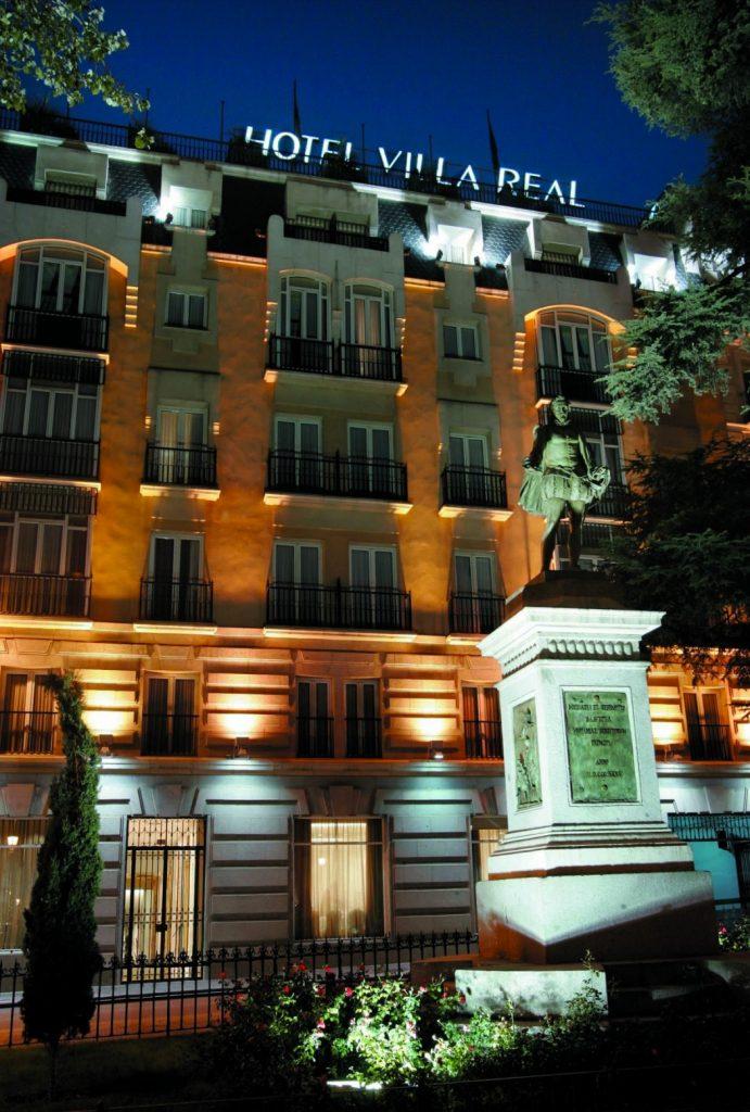 Hotel Villa Real, Madrid