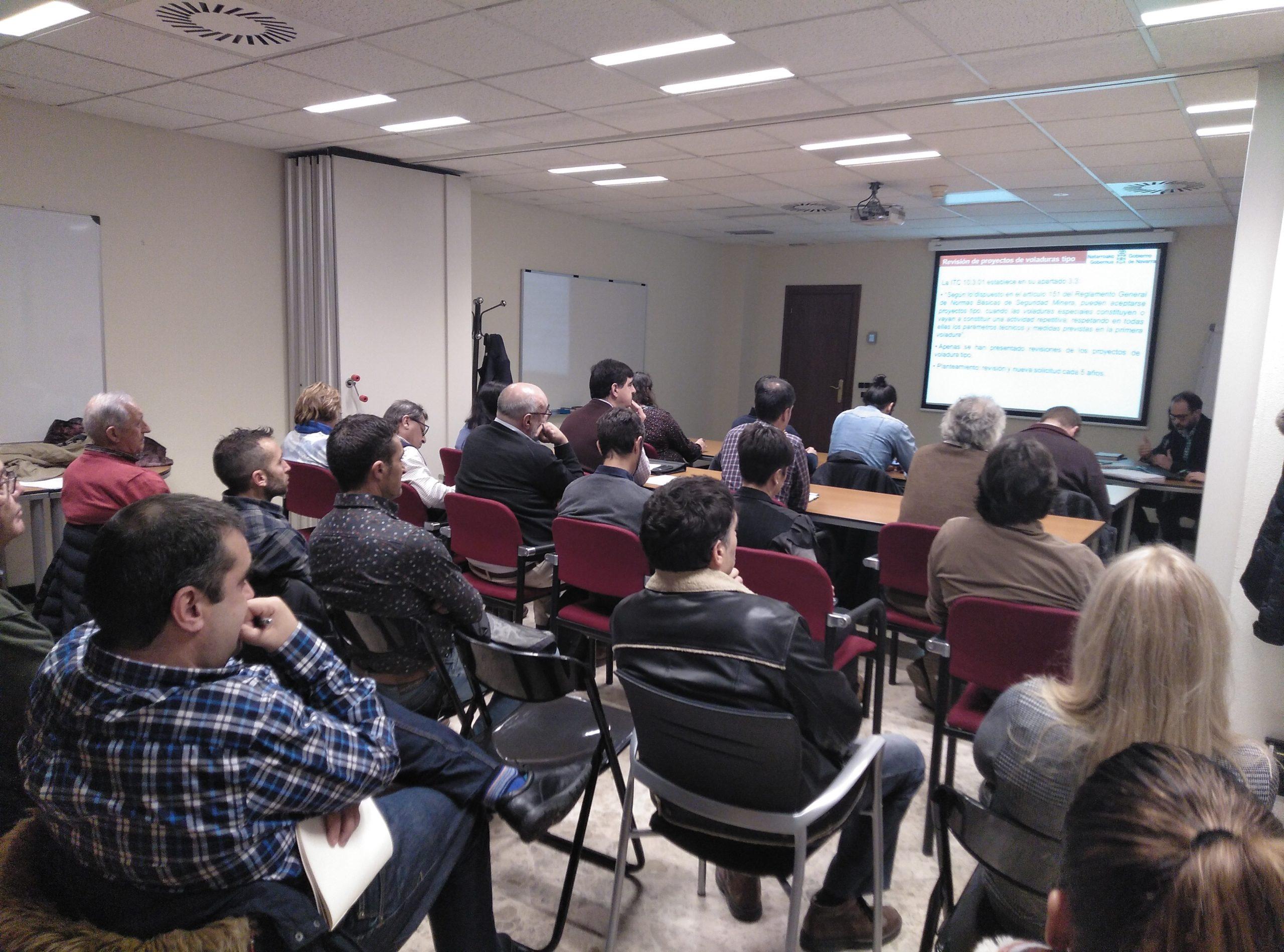 Gobierno de Navarra convoca un año más a los Directores Facultativos de la Comunidad Foral a una reunión informativa