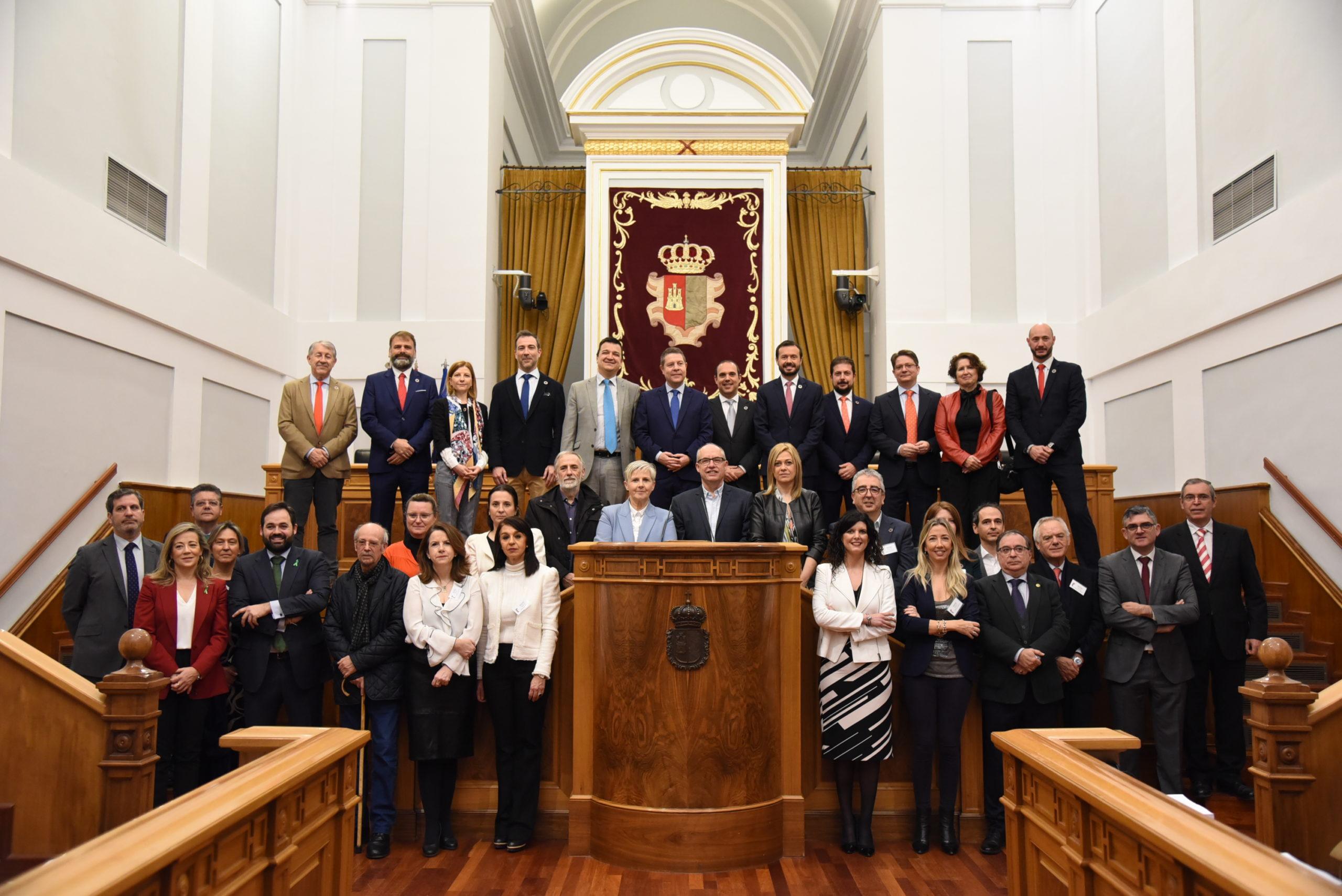 Aprobada por unanimidad la nueva Ley de Evaluación Ambiental de Castilla- La Mancha