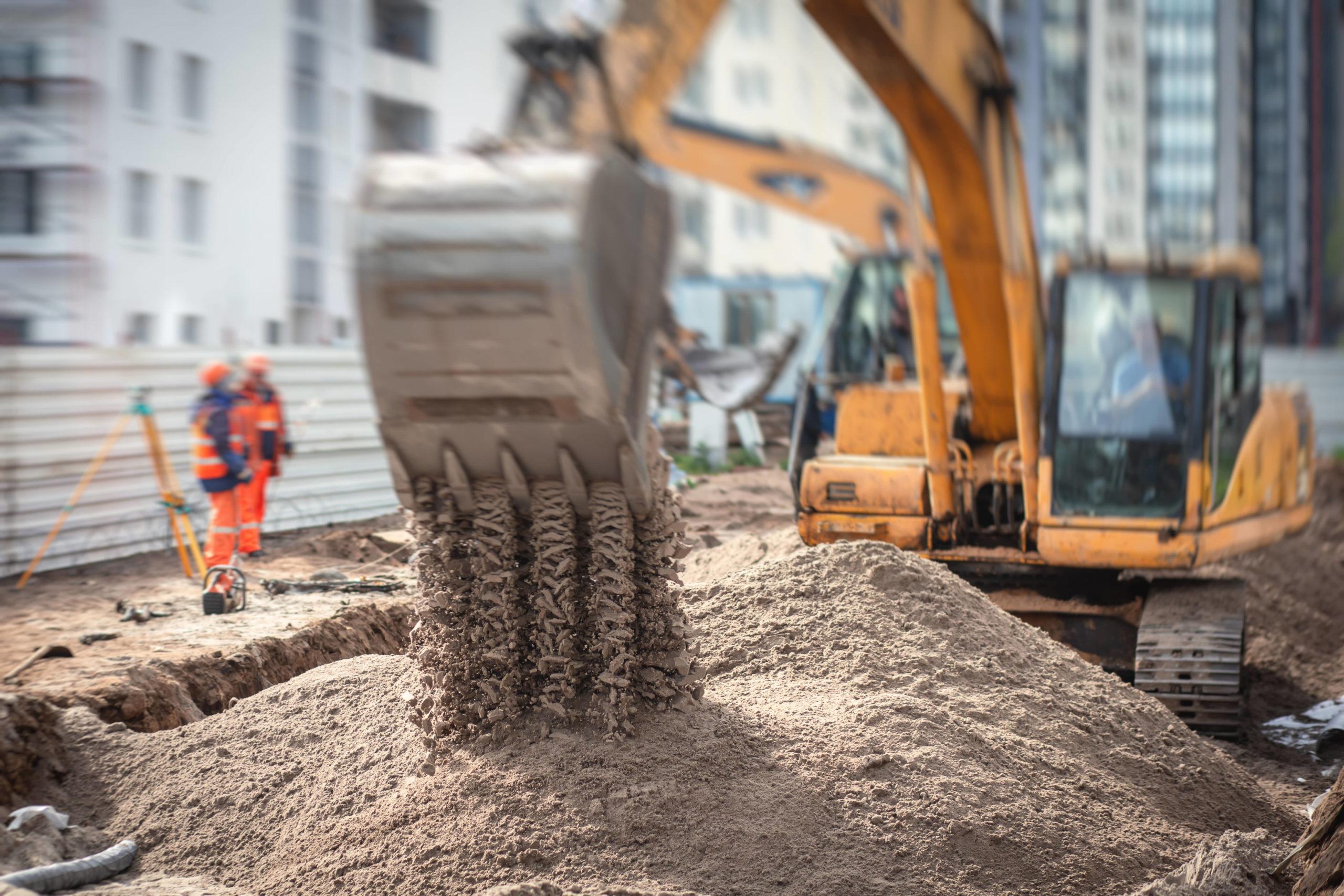 El sector de los áridos reclama la reactivación inmediata de las obras y un Plan de construcción verde para impulsar la economía