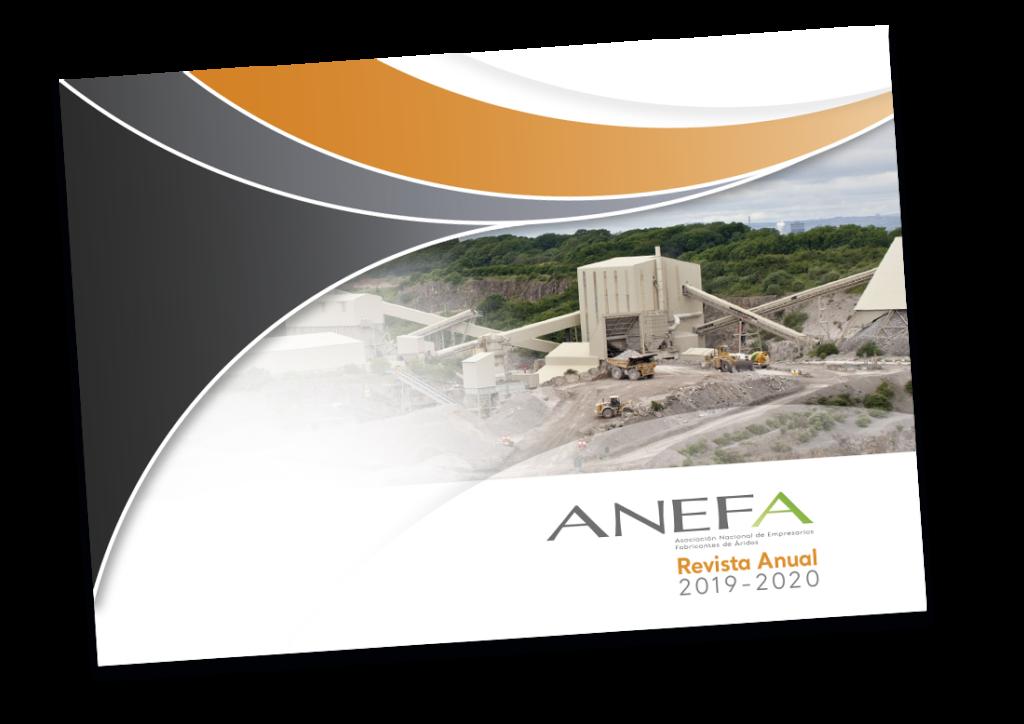 Revista anual ANEFA 2018-2019