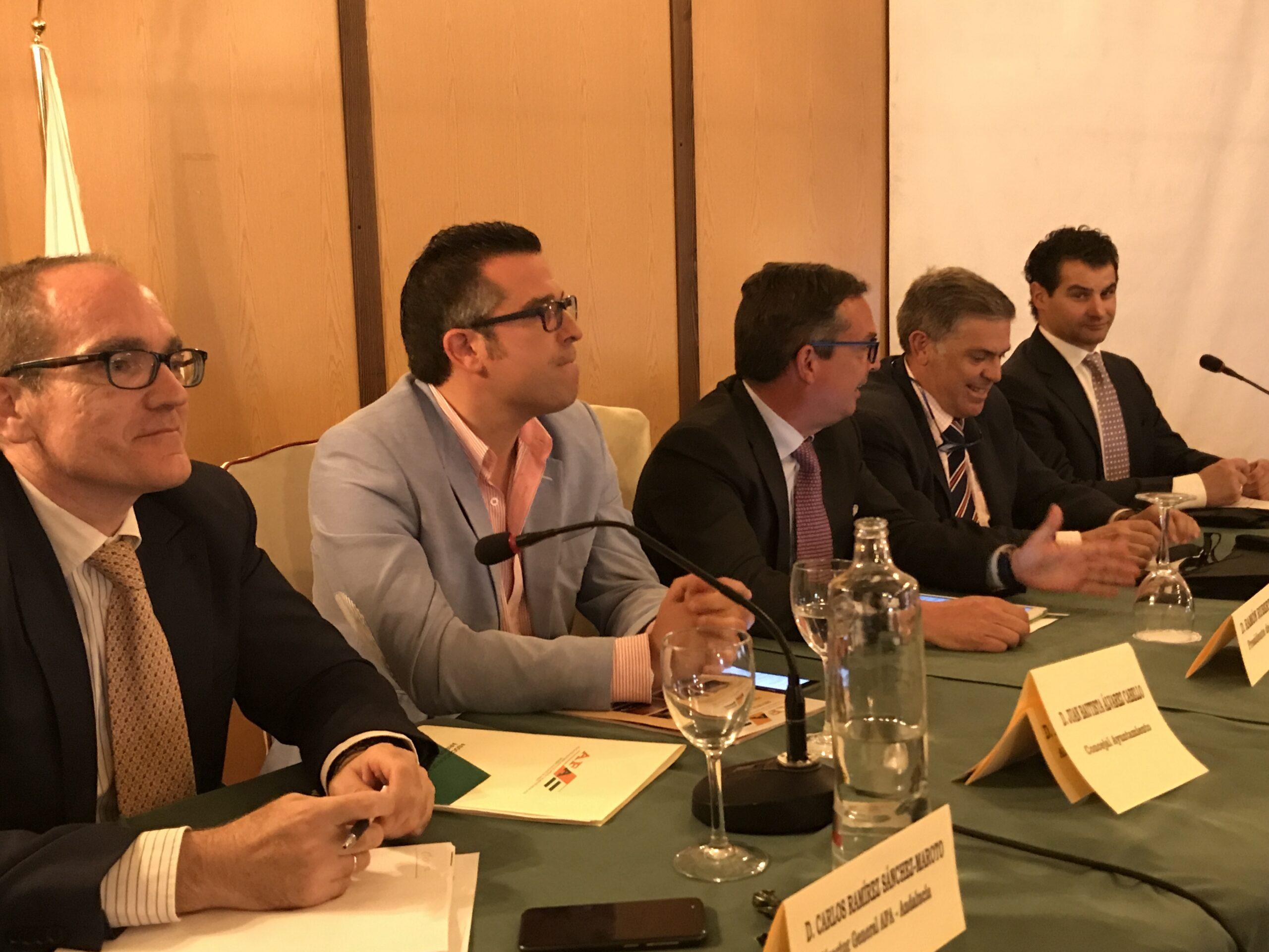 Próxima celebración de la Asamblea General de AFA Andalucía, el día 2 de octubre
