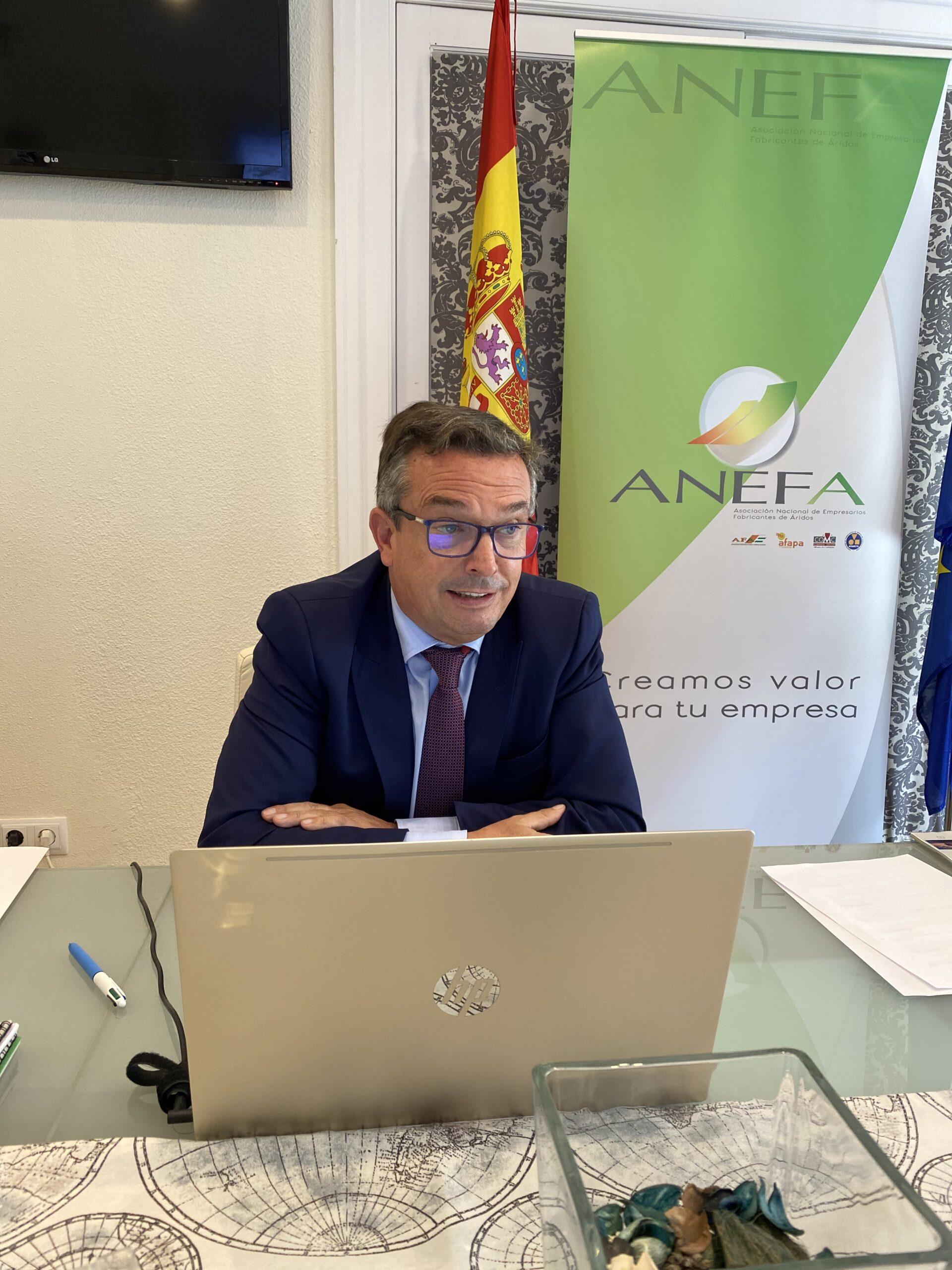Ramón Ruberte, reelegido nuevo presidente en la Asamblea General de ANEFA