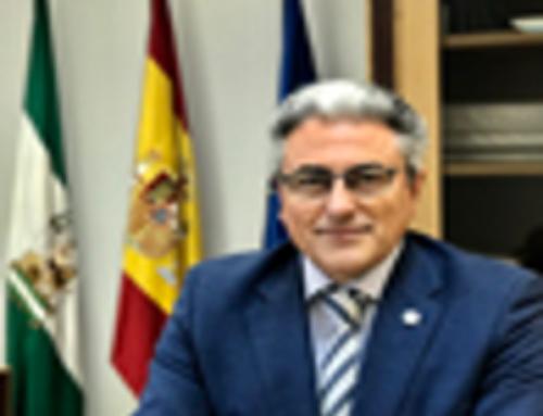Reunión con el director general de Planificación y Recursos Hídricos de la Junta de Andalucía