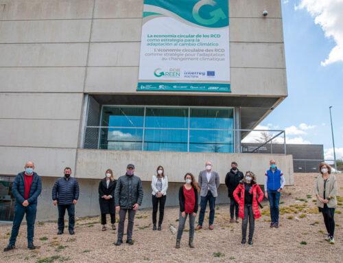 Navarra avanza en la utilización del Árido Reciclado
