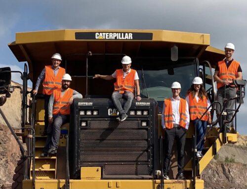 Cronenberger Steinindustrie, la cantera alemana del proyecto Digiecoquarry