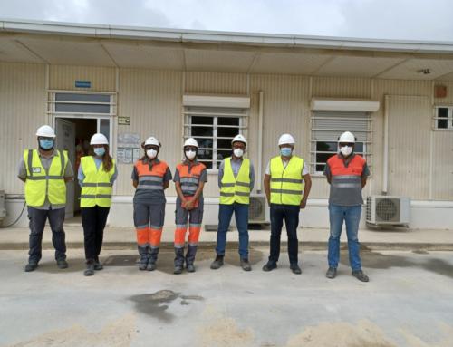 ANEFA visitó la explotación Agrepor Agregados – Extracção de Inertes en Lisboa (Portugal)